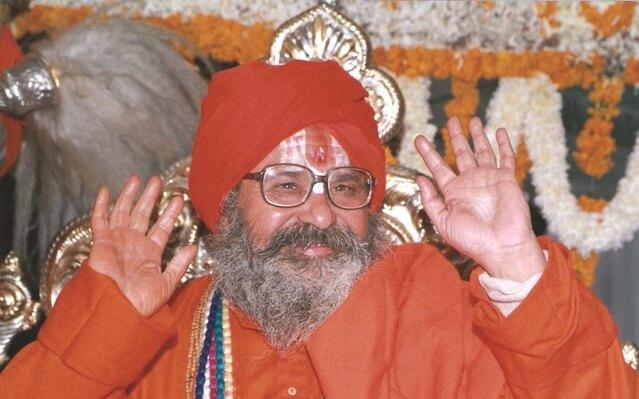 Guruji Welcomes You!